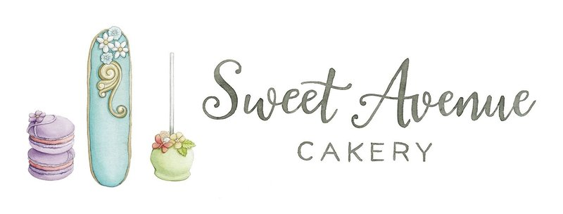 Sweet Avenue Cakery logo