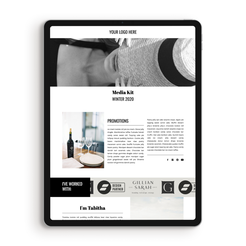 Orianna-media-kit-showit-template