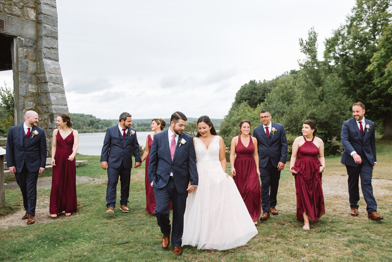 Mei Lin Barral Photography_Central Massachusetts Backyard Wedding-309