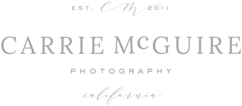 Carrie McGuire Photography Fine Art Film Wedding Engagement Photographer California Wine Country1