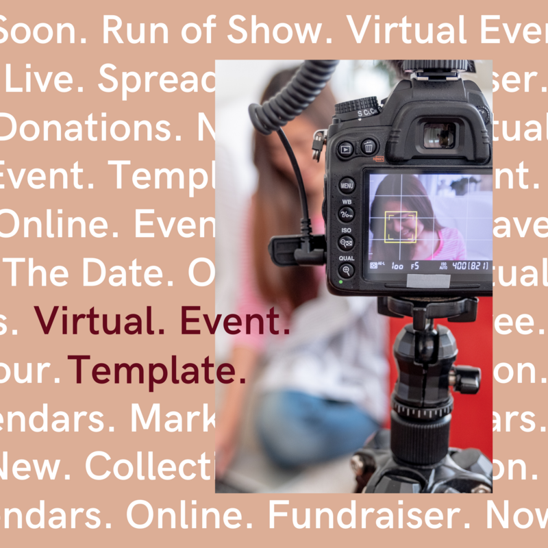 Virtual Event Template