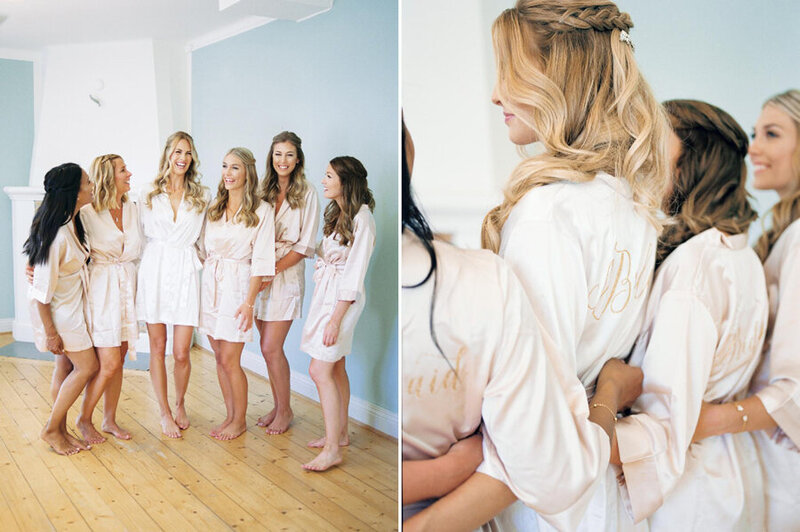 006-bride-and-bridesmaids-in-matching-blush-pink-robes-toasting-in-champagne