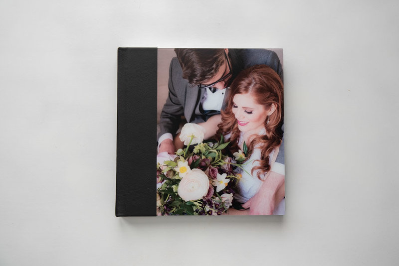 wedding album, wedding book, guest book, Asheville wedding, Asheville wedding photographer, Photography product, Amanda Lunsford photography-11