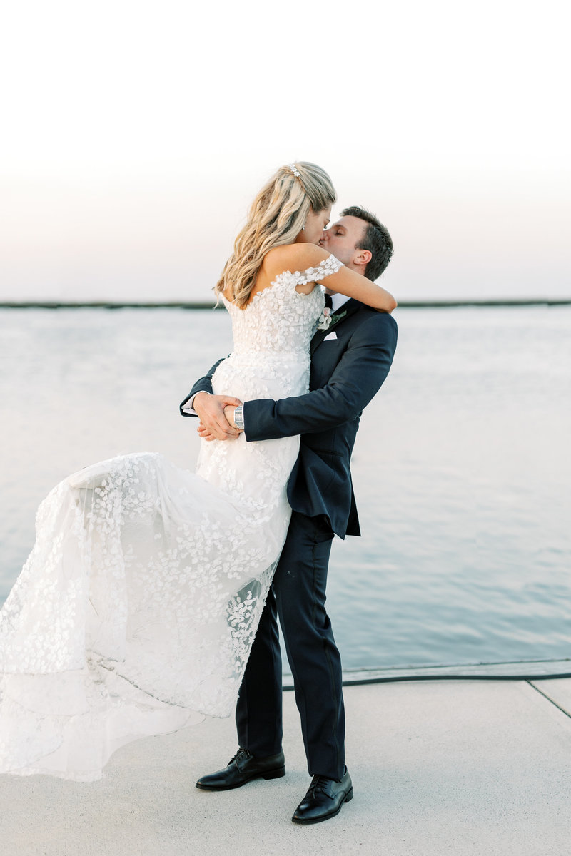 Classic Oyster Bay Yacht Club Wedding-8835