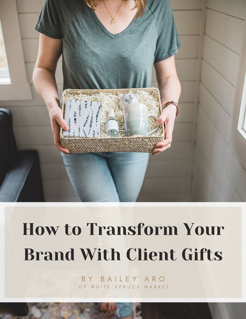 How to Transform Your Brand with Client Gifts