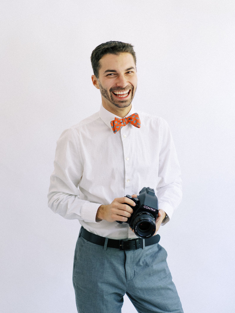 A Photo of Philip Casey, Fine Art wedding photographer & portrait photographer