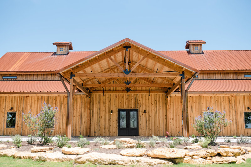 Dallas Wedding Venue Chapel Creek Ranch