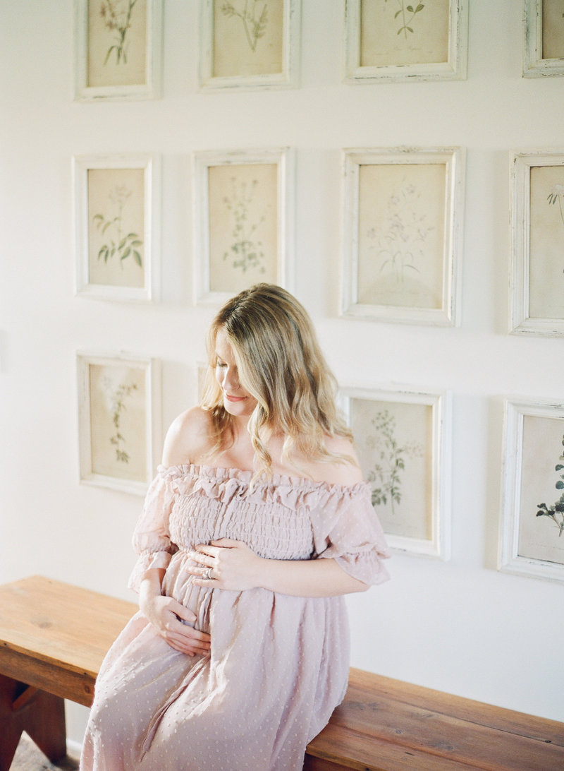 Ana & Mitchell | Maternity Film-5