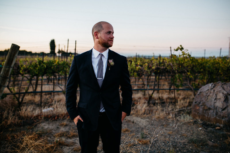 Caitlyn + Alex Winery Wedding | Tin Sparrow Events + Jessica Hunter Photography