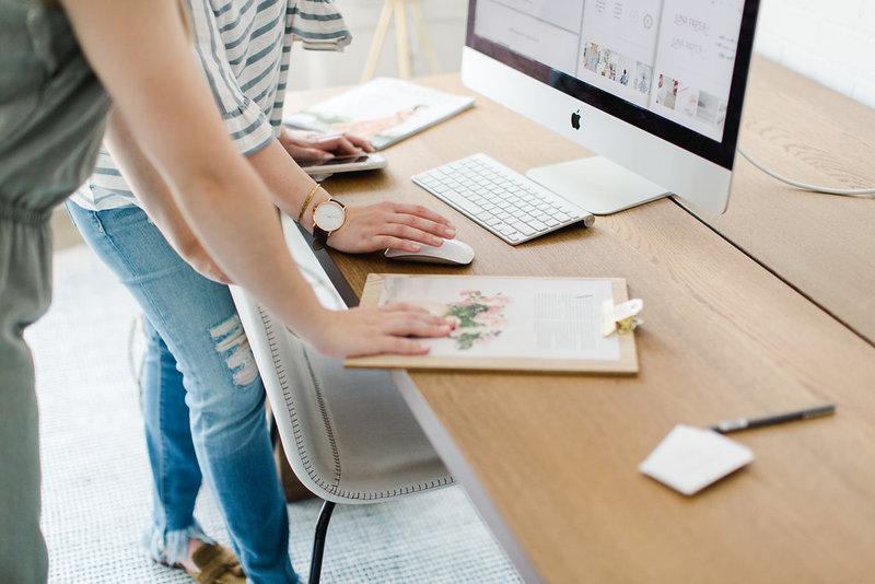 Services Branding And Web Design For Creatives Showit Designer