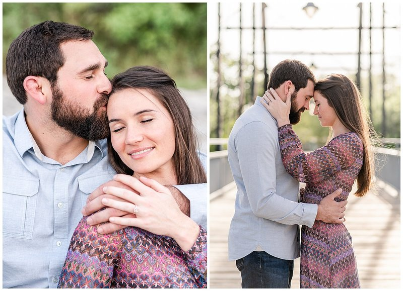 Faust Street Engagement | Holly + Cristian 14