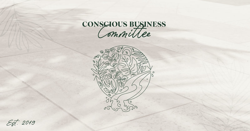 Conscious Business Committee logo graphic