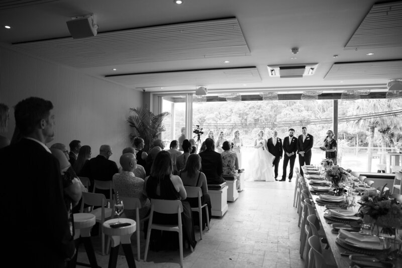 The Boathouse Shelly Beach, Manly Fine Art Film Elopement Wedding Photographer Sheri McMahon --00043