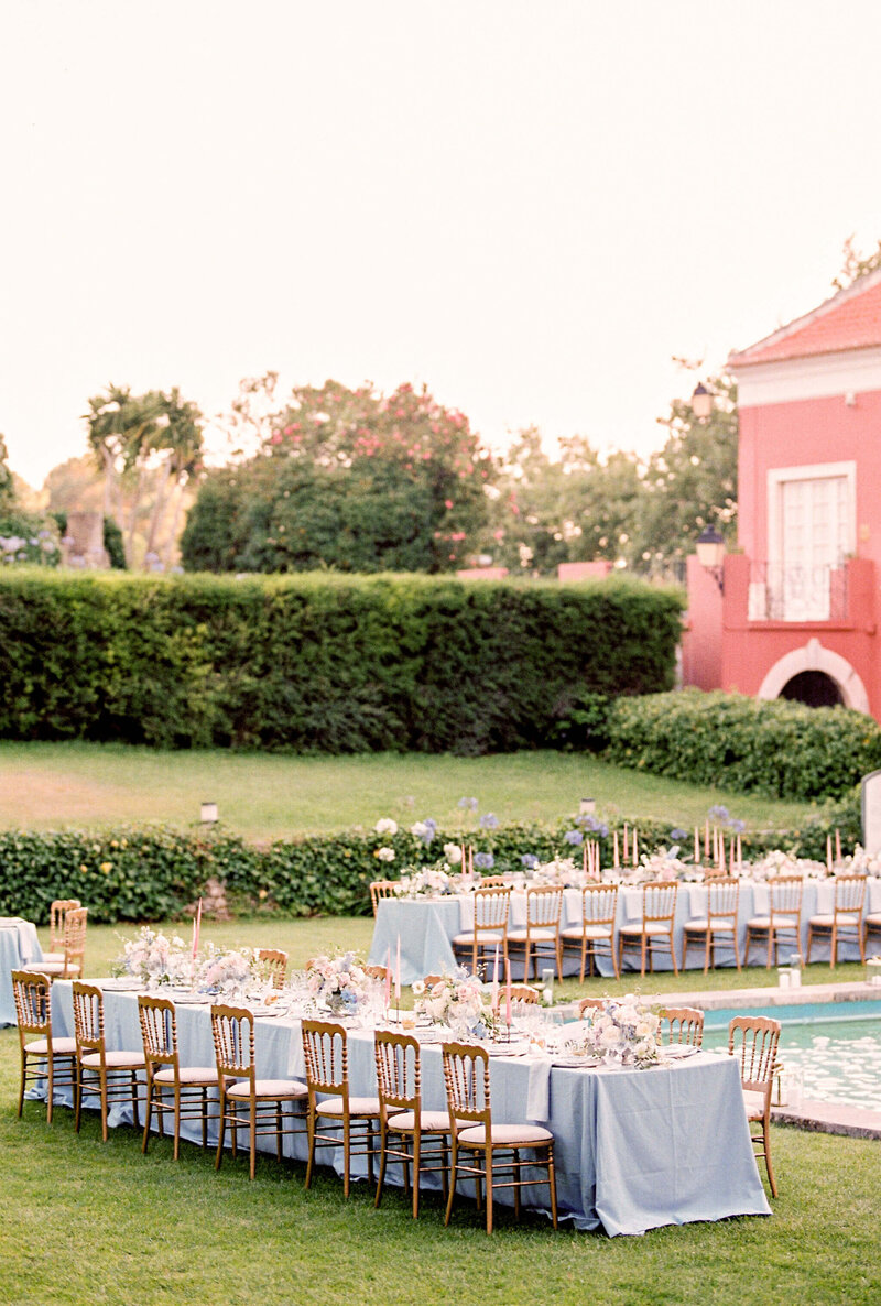 Sintra Destination Wedding outdoor in Penha Longa Venue Portugal