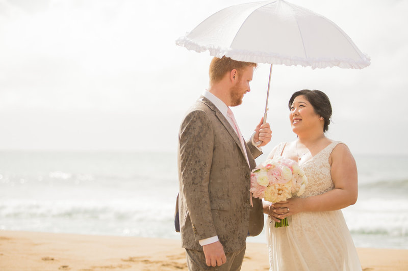 Can we have a mid day Maui Beach Wedding
