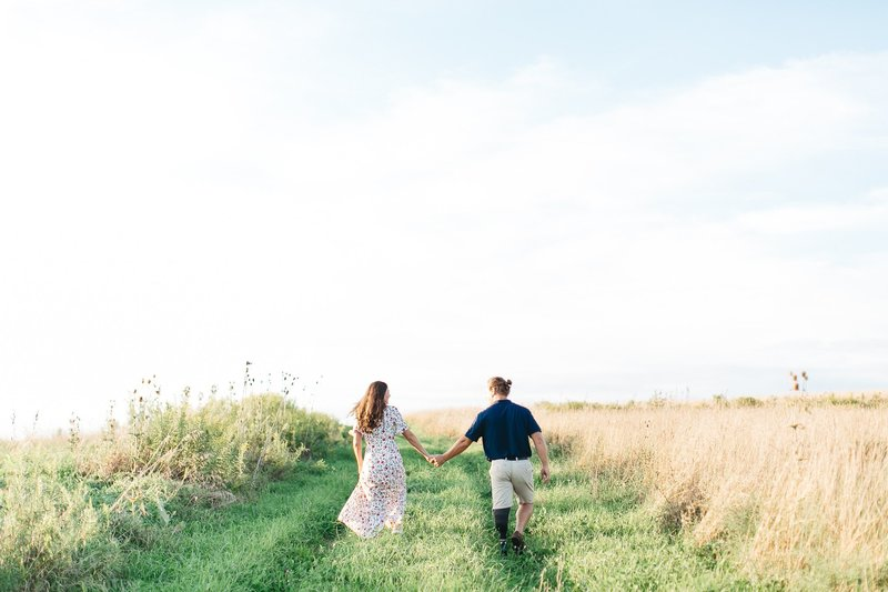 Pennsylvania Countryside Engagement Session by Emi Rose Studio (163)