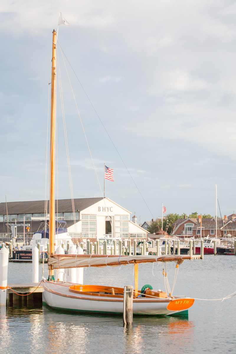 Bay Head Yacht Club Wedding Venue