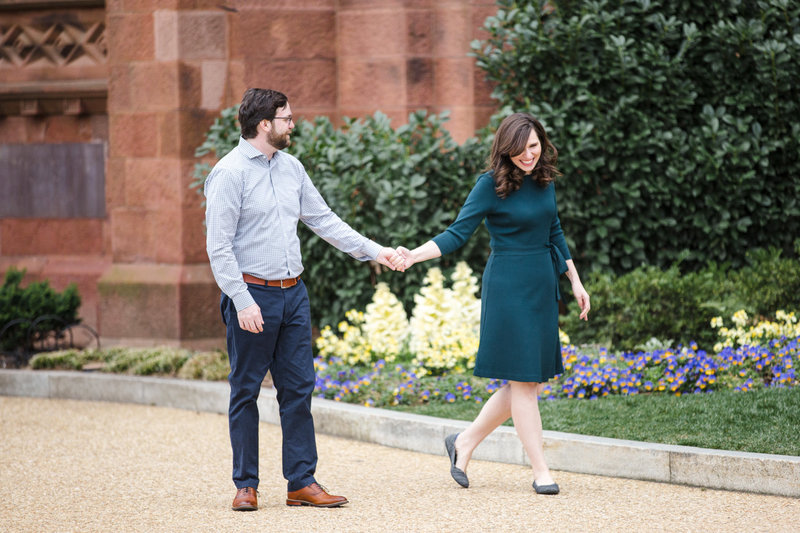 dc engagement photographer