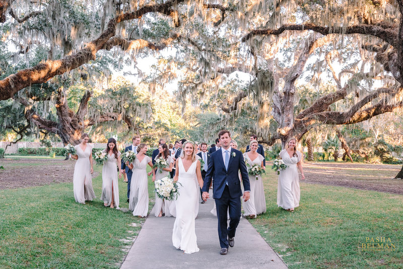 Brookgreen Garden Wedding - Pasha Belman Photography