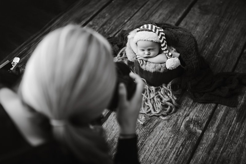 Jaime Swanson Newborn Photographer