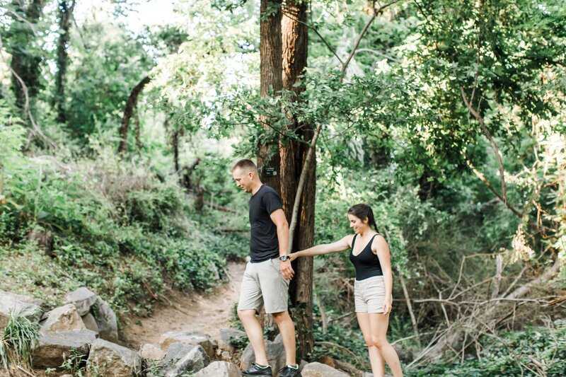 Adventerous Engagement Photography Virginia 19