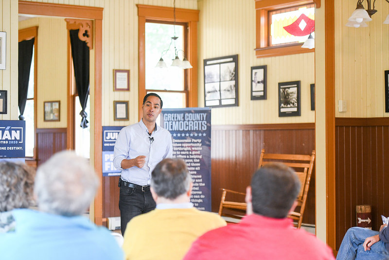 Julian Castro 2020 democratic primary town hall