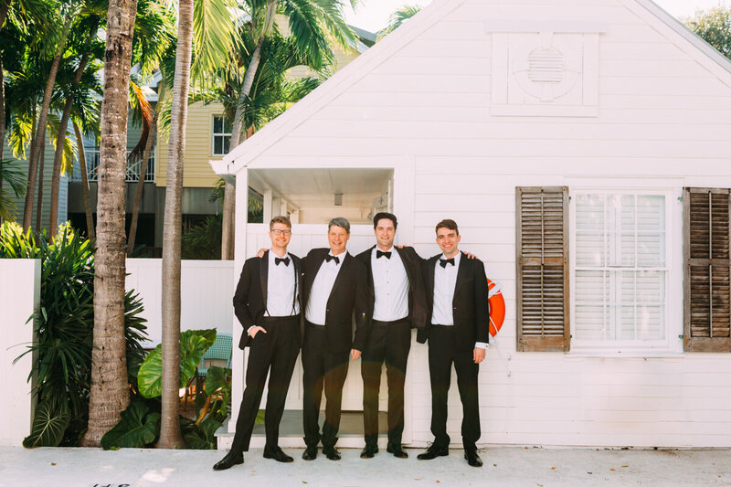 Hemingway House Wedding (1 of 14)