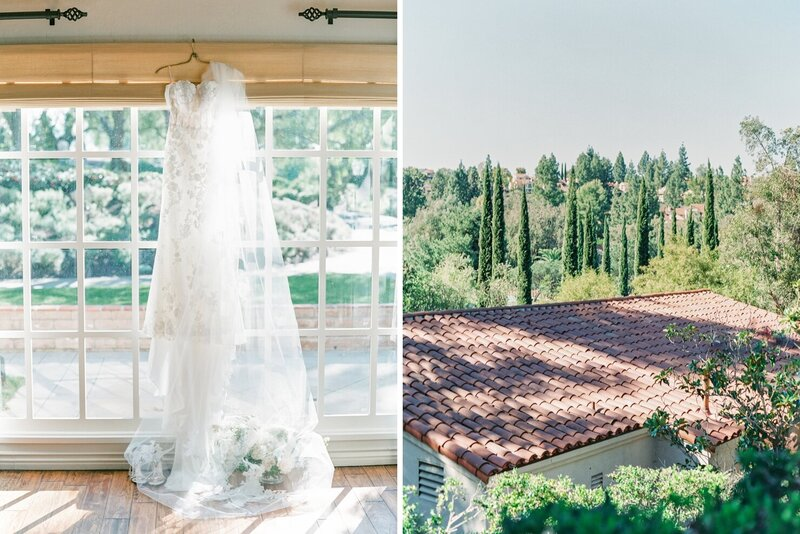Rancho Bernardo Inn Film Wedding Photography by Lauren Fair Martha Stewart Weddings_0020