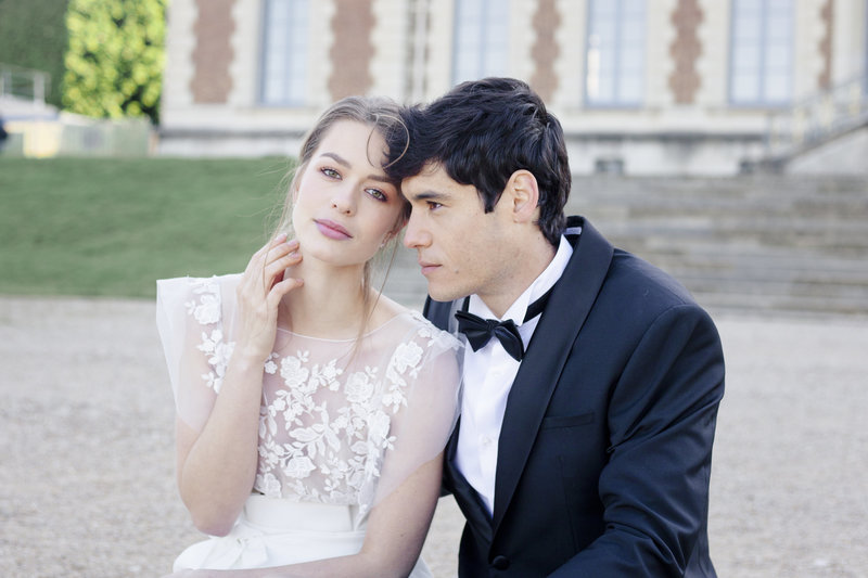 wedding photographer loire valley Chateau - Gabriella Vanstern