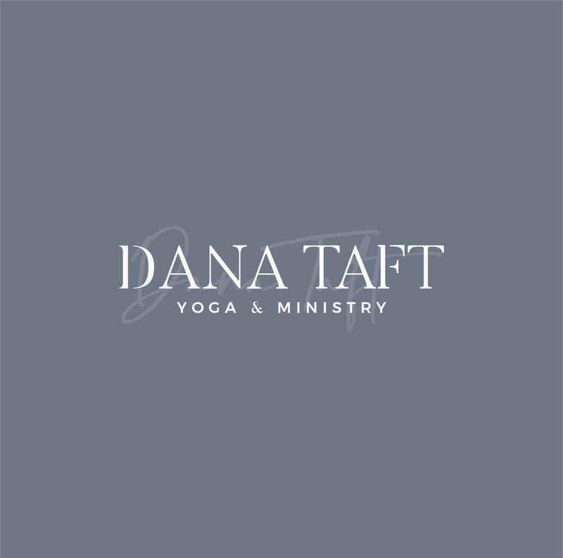 Dana Taft - Logo - Colored Background - 12