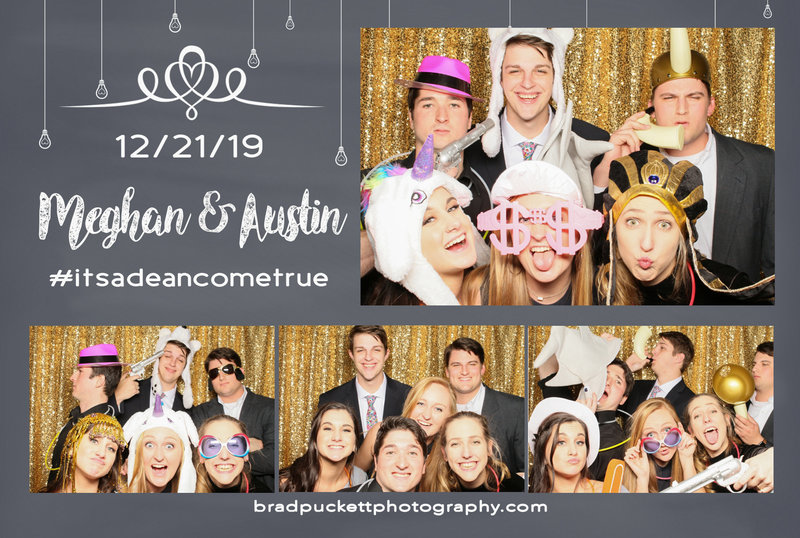 Photo Booth rental photo from Heather and Catlin Green's wedding in Gulf Shores, Alabama.