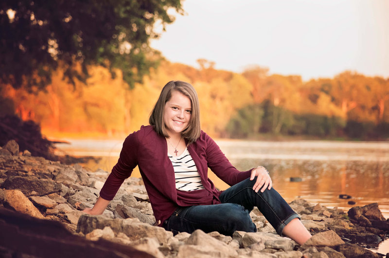 Sarah Jane Photography - Bourbonnais Illinois Senior Photographer - 141