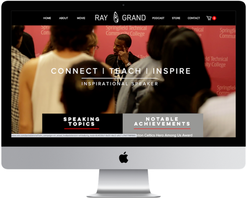 Ray_Grand_Old HomePage iMac