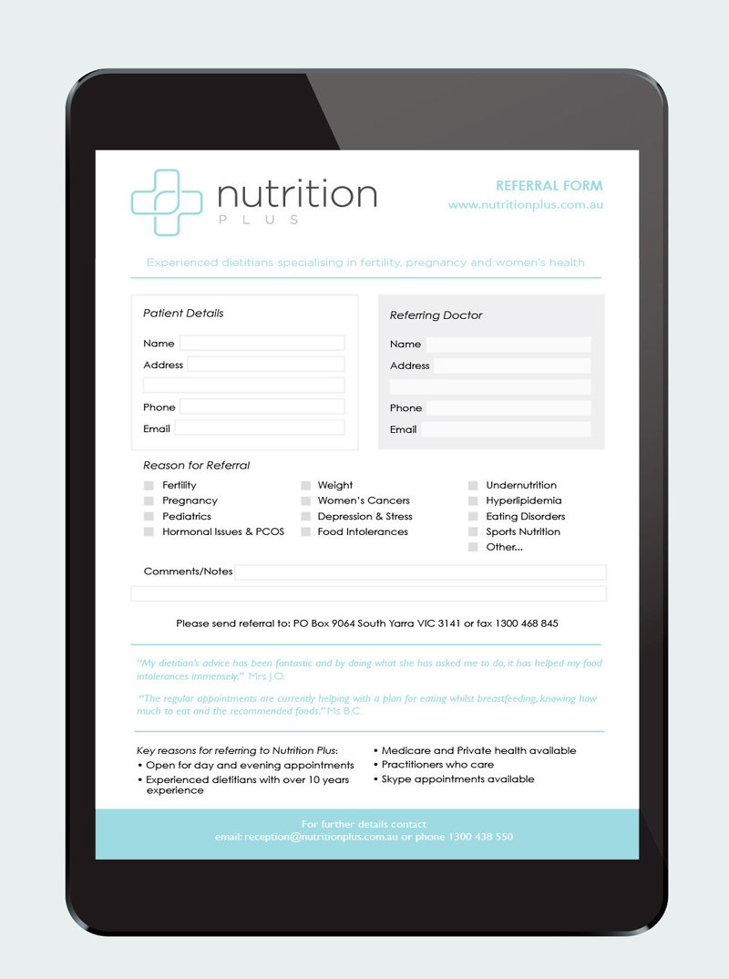 Digital and Interactive Form Design