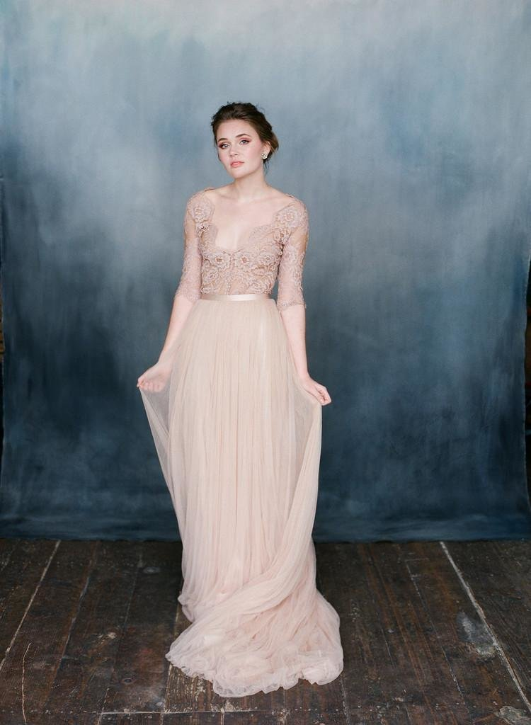 emily-riggs-color-wedding-dresses-with-half
