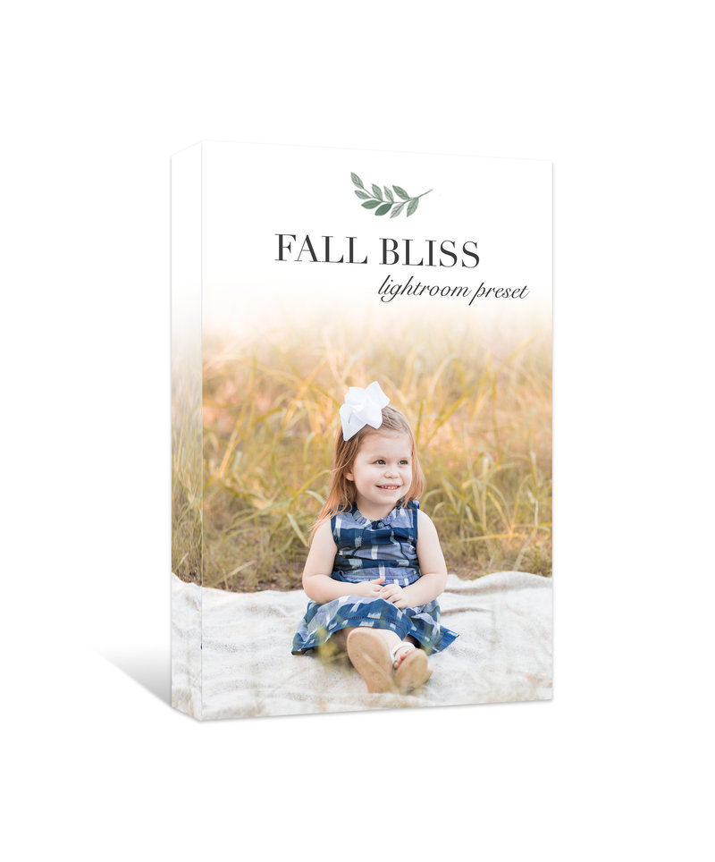 Fall Bliss Product Box
