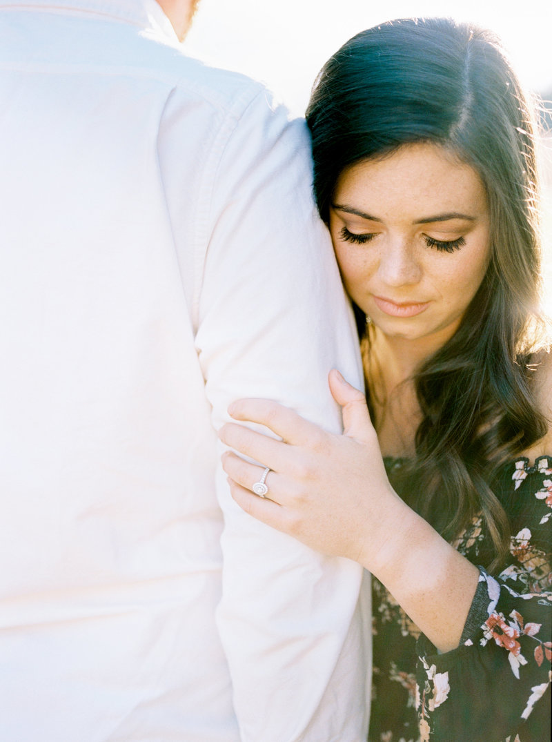 Nashville Tennessee Fine Art Film Engagement Wedding Photographer
