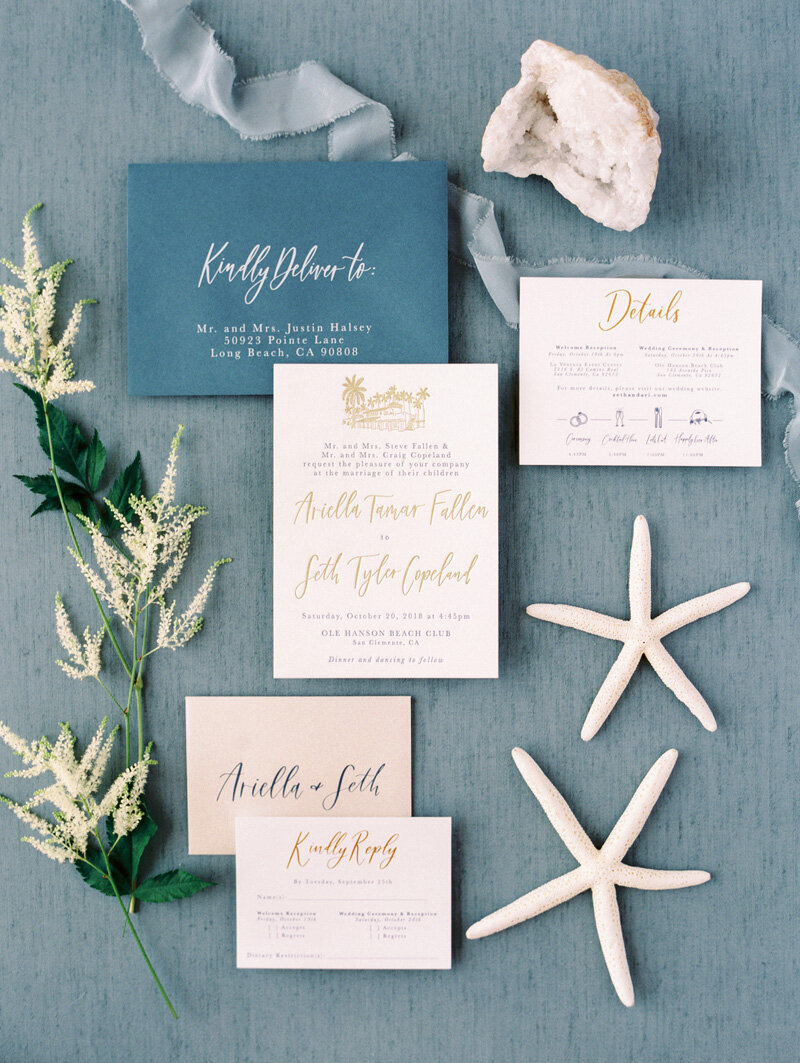 pirouettepaper.com | Wedding Stationery, Signage and Invitations | Pirouette Paper Company | Invitations | Jordan Galindo Photography _ (60)