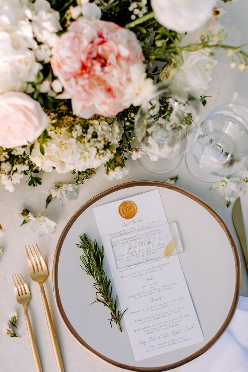 pirouettepaper.com | Wedding Stationery, Signage and Invitations | Pirouette Paper Company | Place Cards 30