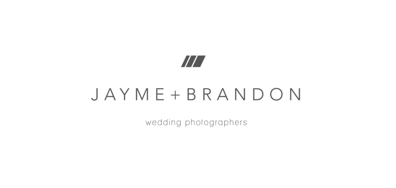 Jayme & Brandon Logo-full