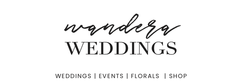 wanderaweddings logo