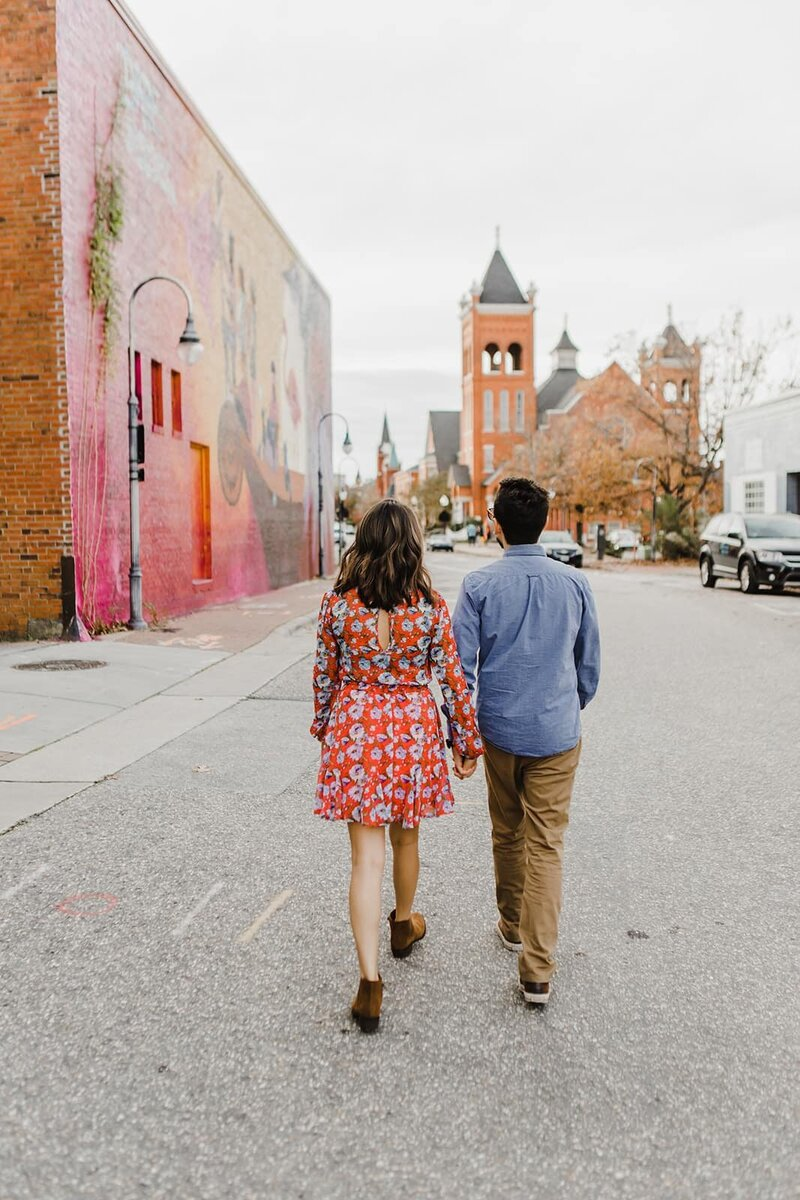 Fayetteville couples photo shoot 5