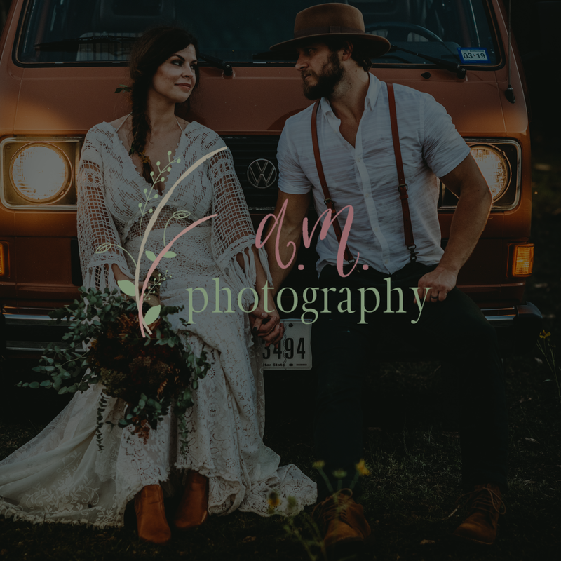 Logo for a Elopement photographer