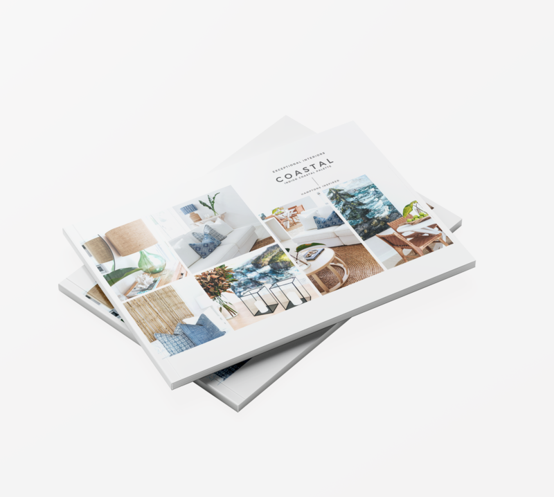 Property Styling Wollongong Coastal Palette stylists