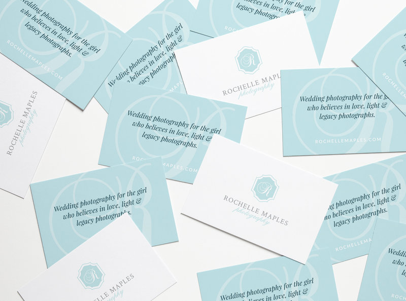 Rochelle Business Cards MockUp3