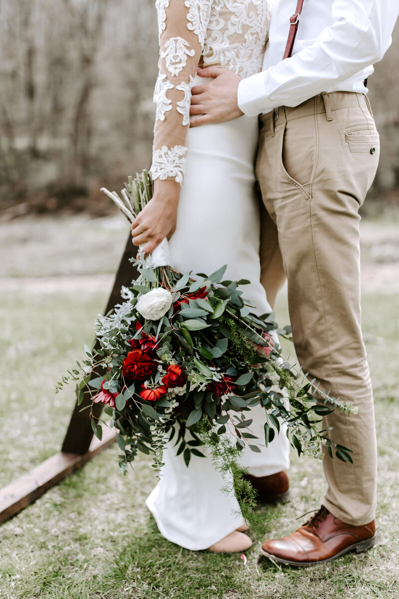 Roots + Wilds Wedding Engagement Lifestyle Photography Dark Emotive Boho Moody Dubuque Iowa Wisconsin Milwaukee Madison5
