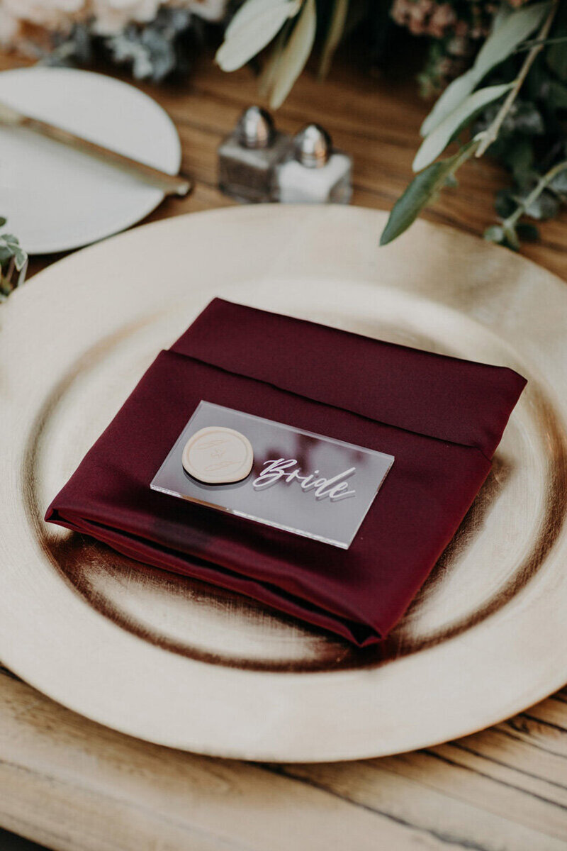 pirouettepaper.com | Wedding Stationery, Signage and Invitations | Pirouette Paper Company | Place Cards 38
