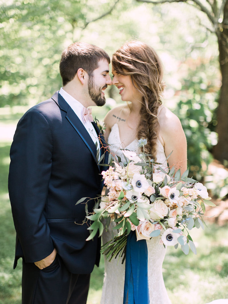 Summer wedding florist Delaware