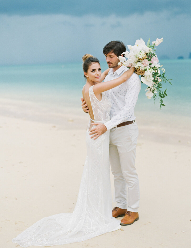 00255- Koh Yao Noi Thailand Elopement Destination Wedding  Photographer Sheri McMahon-2