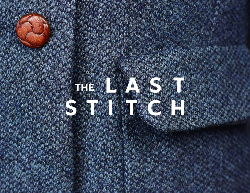 Visual Mockup Branding & Logo design for The Last Stitch |  Sewing Vlogger & Seamstress